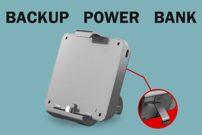 BACKUP POWER BANK